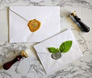 The Write Aesthetic seals-1-300x255 DIY Washi Tape Envelope Liners