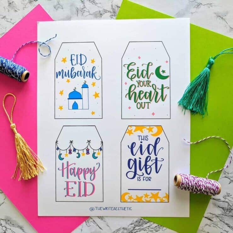 The Write Aesthetic Eid-Gift-Tags-scaled-e1605820113627